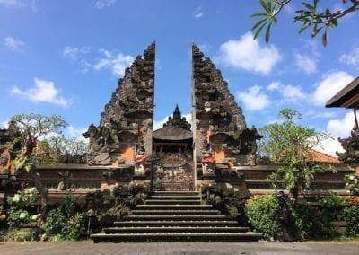 Beautiful Temple Bali