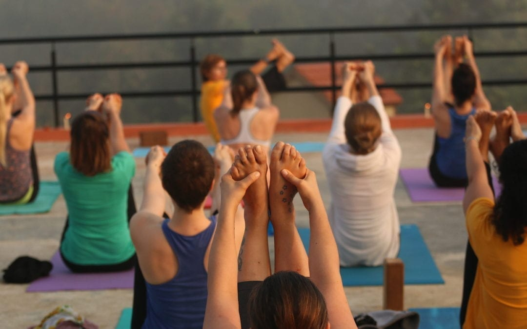 Can you make a living teaching Yoga?