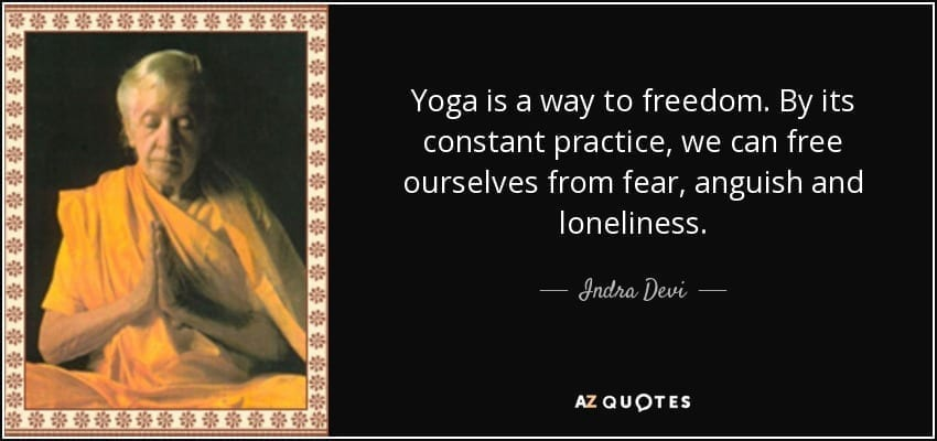 Imaginary Yoga