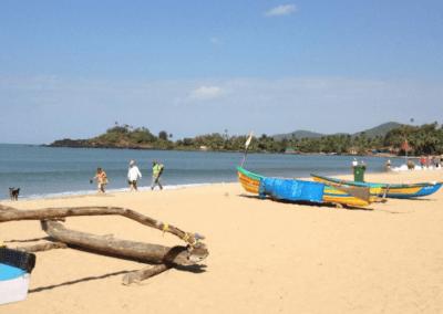 Gurukrupta beach