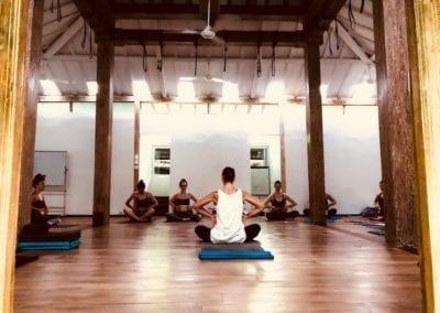 formation de yoga ubud bali