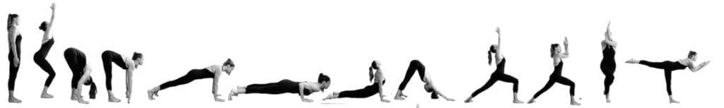 Vinyasa Flow - Enchainement des postures