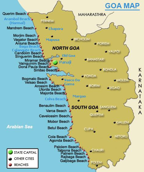 Découvrir Goa