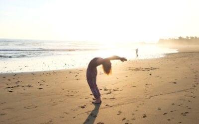 Le yoga pour les gens beaux